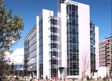 University of Calgary Information & Communication Technology Building