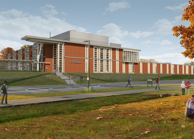 Penn State Harrisburg Educational Activities Building: Renovation and New Construction