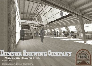 Donner Brewing Company