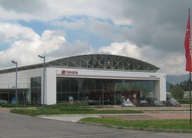 PUNTO C - Toyota Automotive Center
