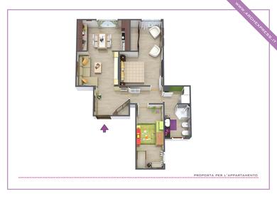 53sqm Apartment