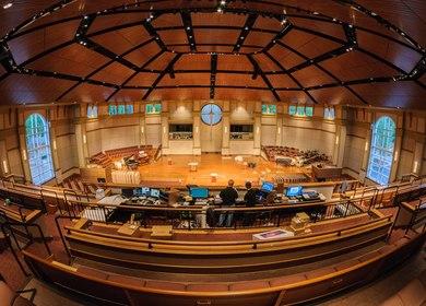 Christ Lutheran in Charlotte