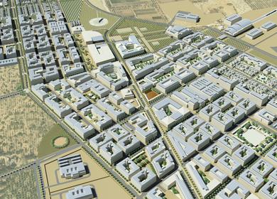 Liwa Urban Planning Master Plan