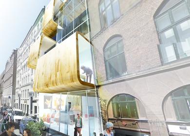 Furniture Showroom, Copenhagen