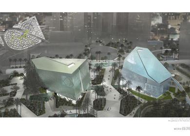 Spas - King Abdullah Financial District