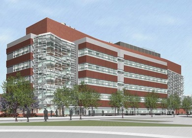 Medgar Evers Chemistry Building
