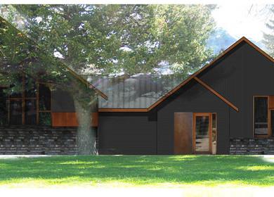 Waterton Cabin