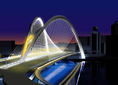 Dubai 5th Crossing Bridge