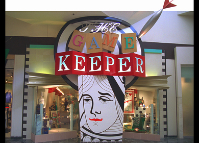 The Game Keeper Stores