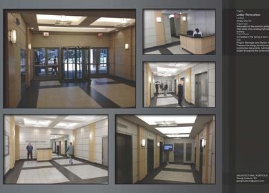 Lobby Renovation Project