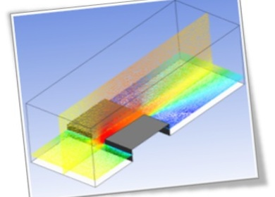Thermal Flow Analysis for Open Street