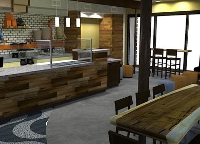 Sambazon Interior Design and Build Out