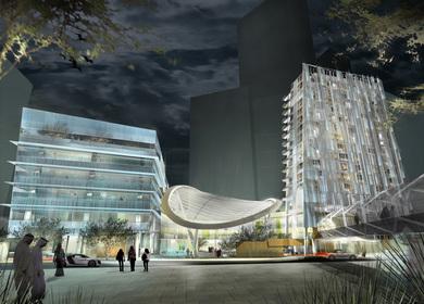 Parcel 2.08 - King Abdullah Financial District