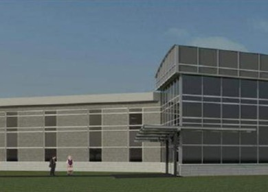 New Fire Hall at 8 Wing Trenton