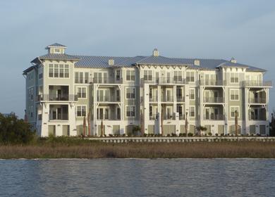 The Waterfront at Golden Isles Marina