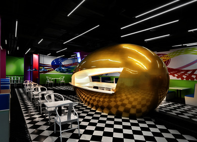 Golden Egg Bar