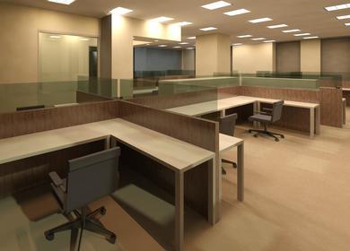 BMO Office Space Renovation