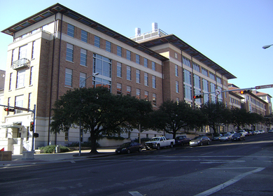 University of Texas Bio-Sciences Wet Lab