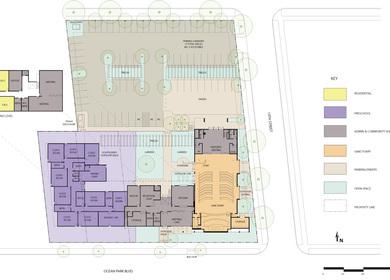 Mt. Olive Lutheran Church Master Plan