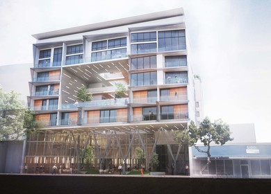 5th Street Mixed-Use Residential