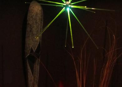 Sputnik Art Lighting Series - Light Labs