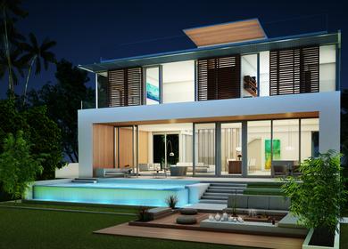 Ocean View House