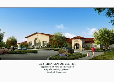La Sierra Senior Center