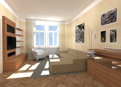 living-room reconstruction (version 01)