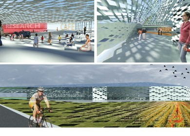 World Sustainability Center | International Ideas Competition