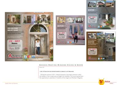 Advance Ad Campaign