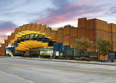 eCORRE COMPLEX - Environment Center in Long Beach, CA