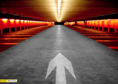Arnhem Central - Parking Garage