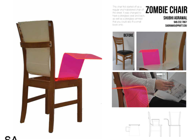 Zombie Chair