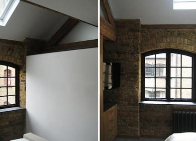 Shad Thames Loft Renovation