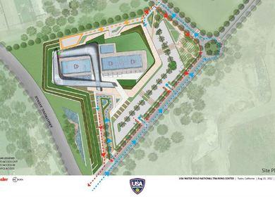 US Water Polo Facility