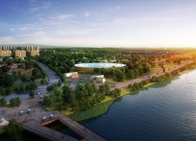 Qionglai Area Master Plan, Chengdu
