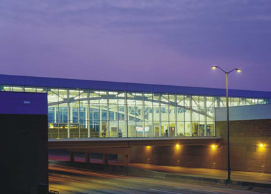 I-294 Tollway Oasis Travel Pavilions