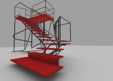 APS set design