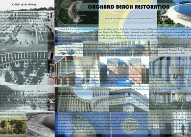 Orchard Beach Restoration