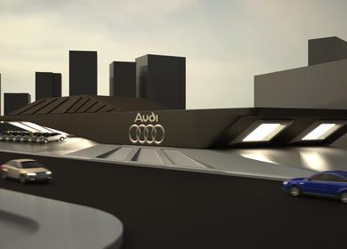 Audi Flagship Store