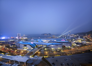 International Pavilion at EXPO 2012 Yeosu