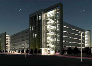 U.S. FDA Parking Garages @ Headquarters Consolidation