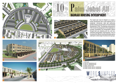 PJA Waterfront – Badrah Al Manara – Affordable 3 & 4 Bedroom Townhouses.