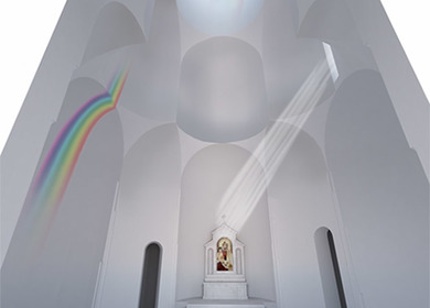 St. Targmanchats (Holy Translators) Church - Didactic Architecture