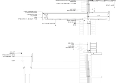 Design of Details: Frank Lloyd Wright's Affleck House
