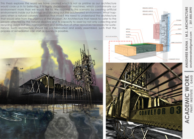 Techno Urbanism: Revival of the Machine