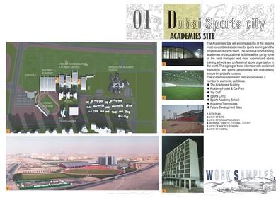 Academies site - Dubai Sport City