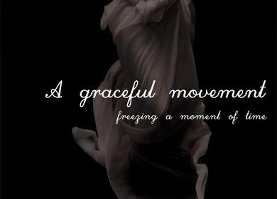 A graceful movement