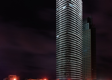 Aedas-designed Xiamen Fortune Centre certified LEED Gold