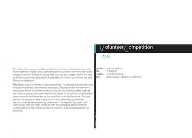 Activity/ Volunteer